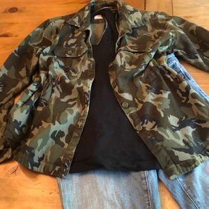 Gypsy Warrior camo jacket